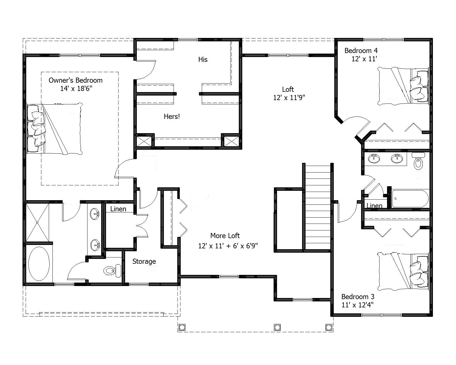 Link to Second Floor Plan Image